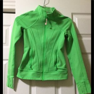 Ivivva  Kids by Lululemon  Light Green Jacket
